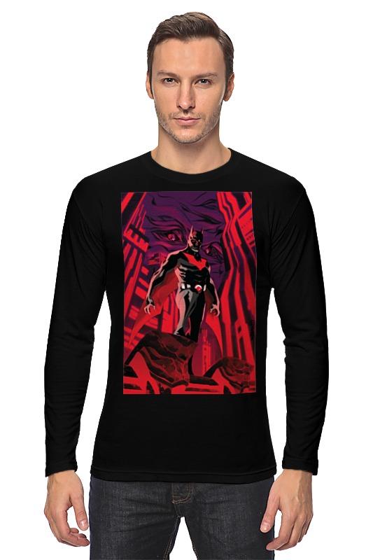 Лонгслив Printio Batman beyond / бэтмен будущего batman beyond hush beyond