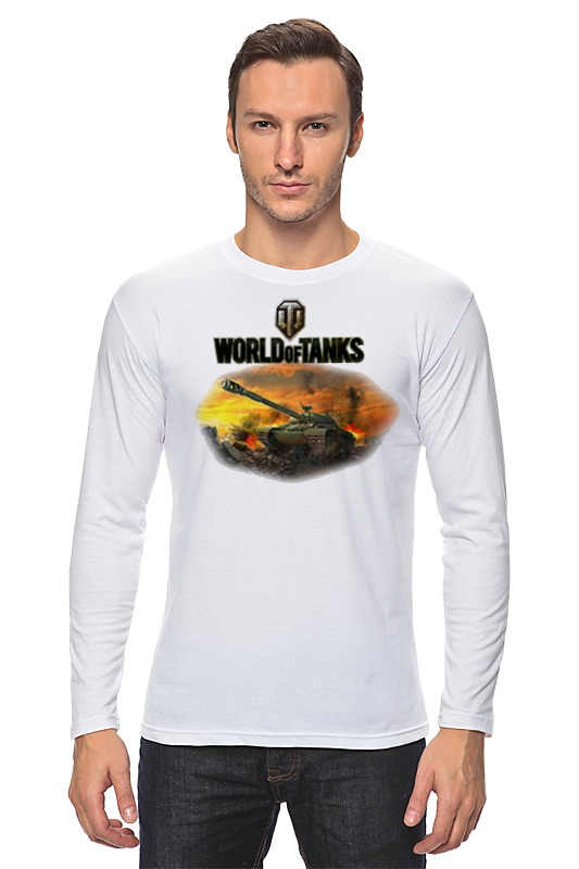 Лонгслив Printio World of tanks