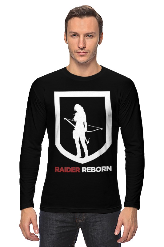 Printio Tomb raider (reborn) лонгслив printio tomb raider reborn