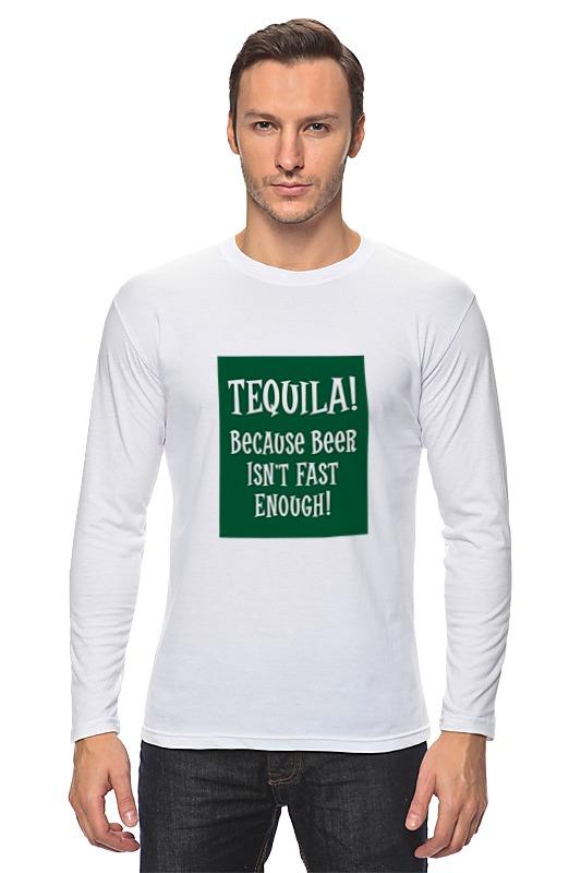 Лонгслив Printio Tequila