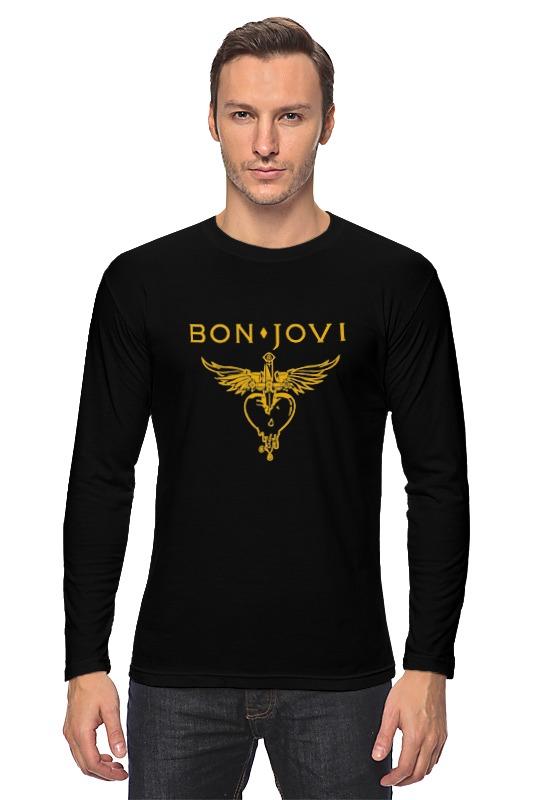 Лонгслив Printio Bon jovi купить футбольную форму челси торрес