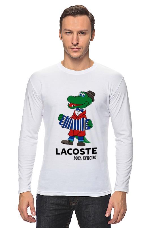 Printio Гена лакост футболка классическая printio гена лакост