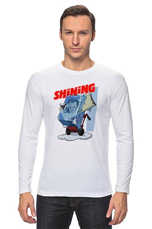 Лонгслив Printio Сияние (the shining) лонгслив printio светильник джек