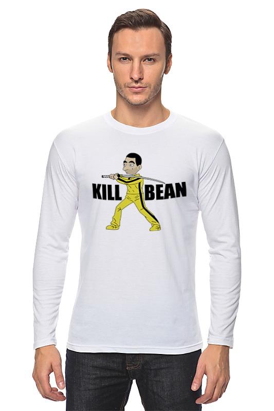Лонгслив Printio Kill bean лонгслив printio how to kill a zombie