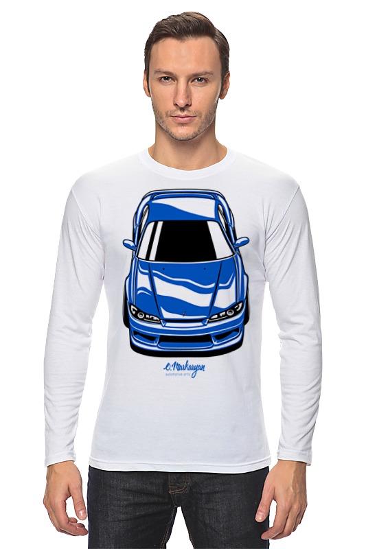 Лонгслив Printio Silvia s15