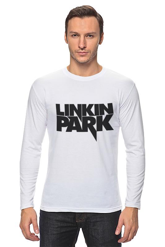 все цены на Лонгслив Printio Linkin park logo