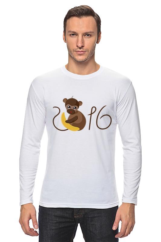 Printio Обезьянка биззи 2016 лонгслив printio monkey 2016 обезьянка 2016