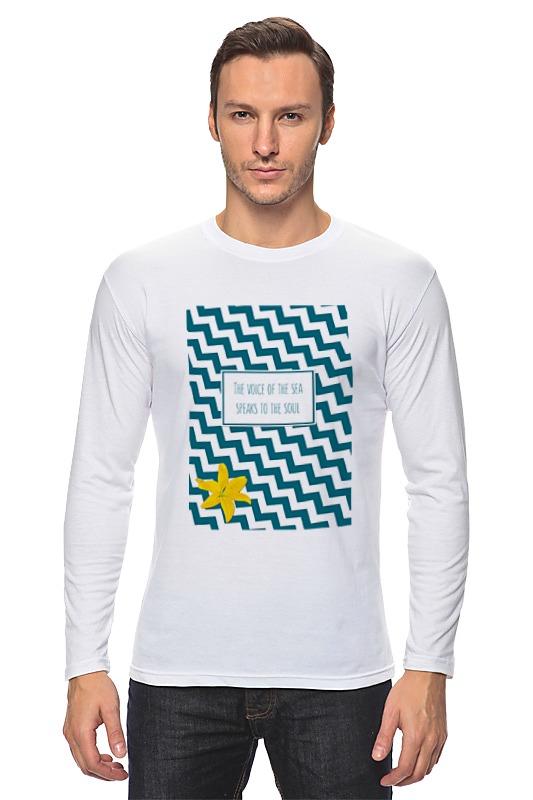 Лонгслив Printio Серия sea блузка quelle zarina 1013014