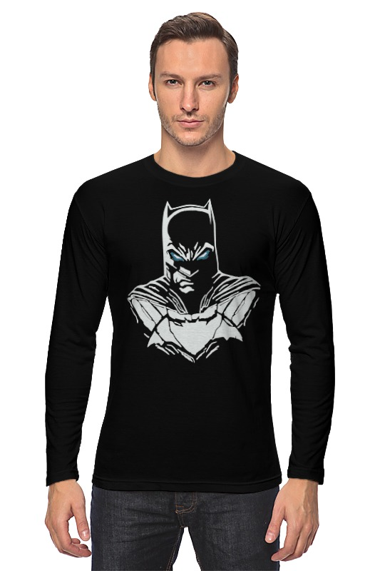 Лонгслив Printio Batman лонгслив printio batman