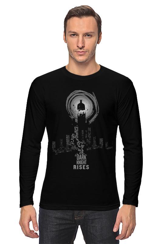 Printio Dark knight rises лонгслив printio dark knight rises