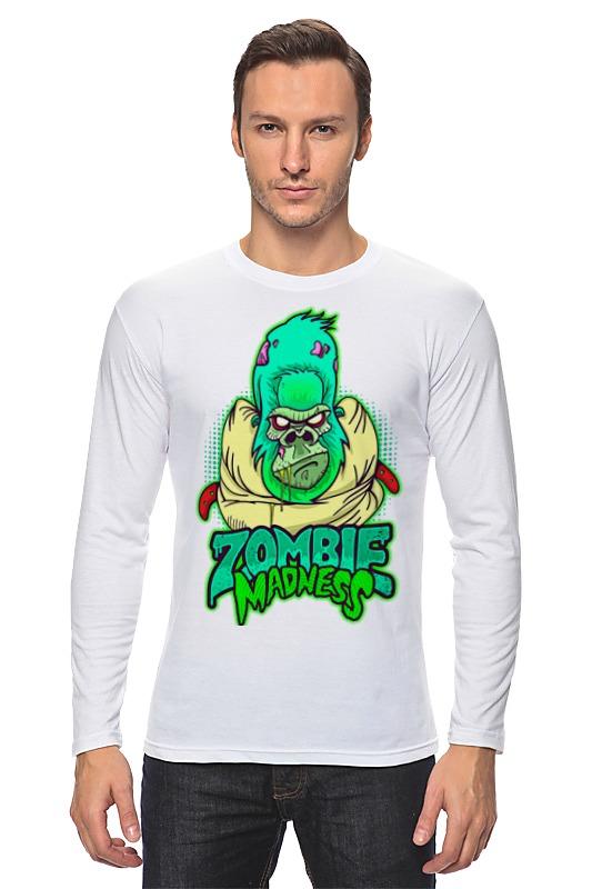 Лонгслив Printio Zombie madness