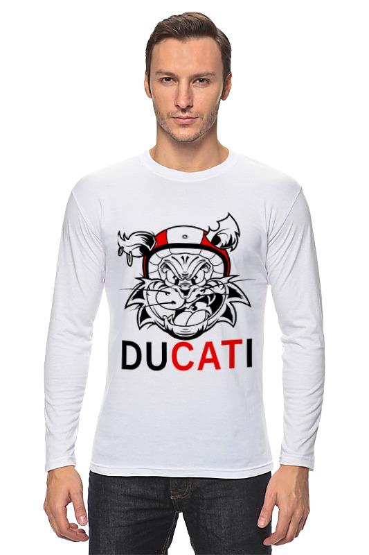Лонгслив Printio Ducati