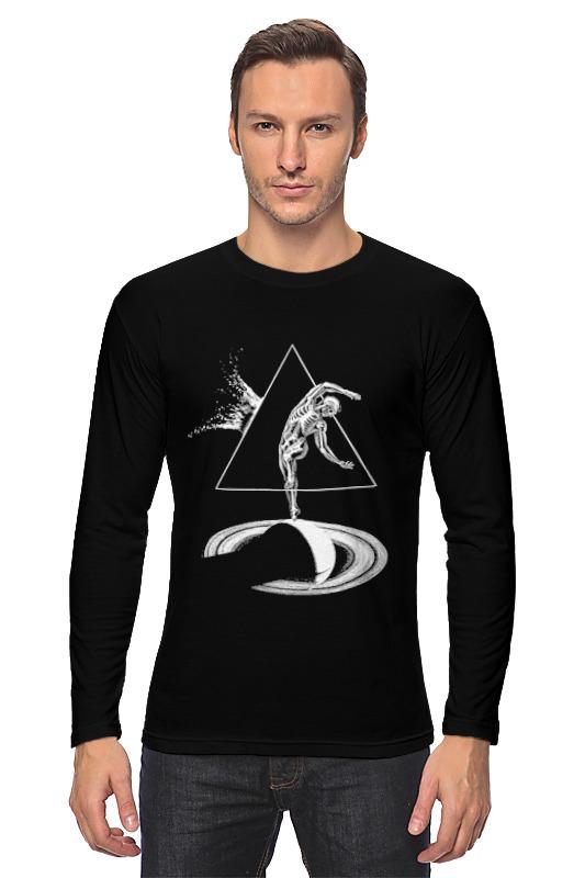 Лонгслив Printio Saturnus скутер vermeiren saturnus 3