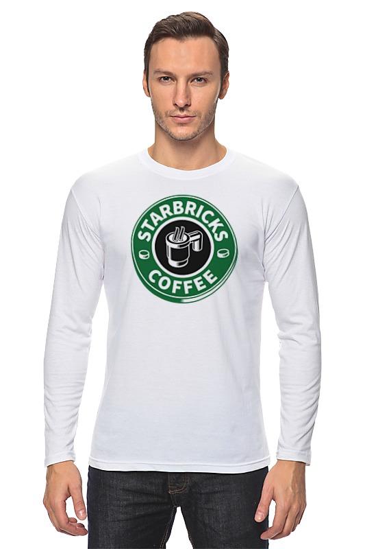 Лонгслив Printio кофе