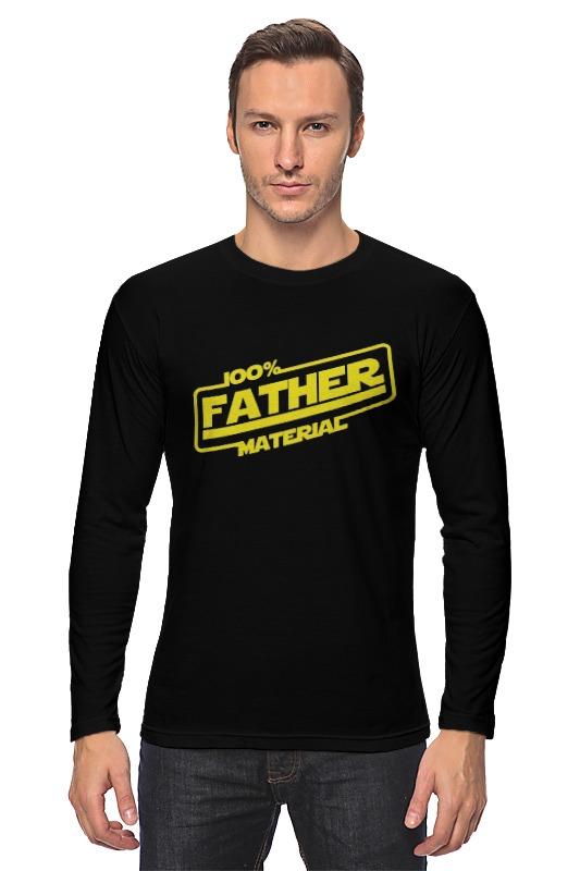 Лонгслив Printio 100% father father john misty gateshead
