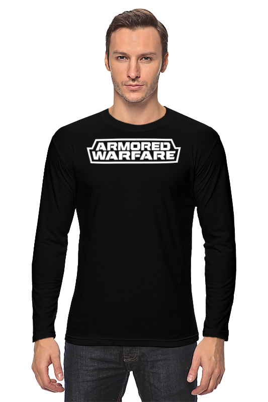 Лонгслив Printio Armored warfare блокнот printio armored warfare