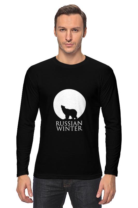Printio Russian winter цена в Москве и Питере