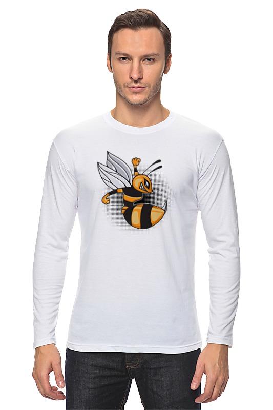 Лонгслив Printio Злая пчела лонгслив printio злая зверушка