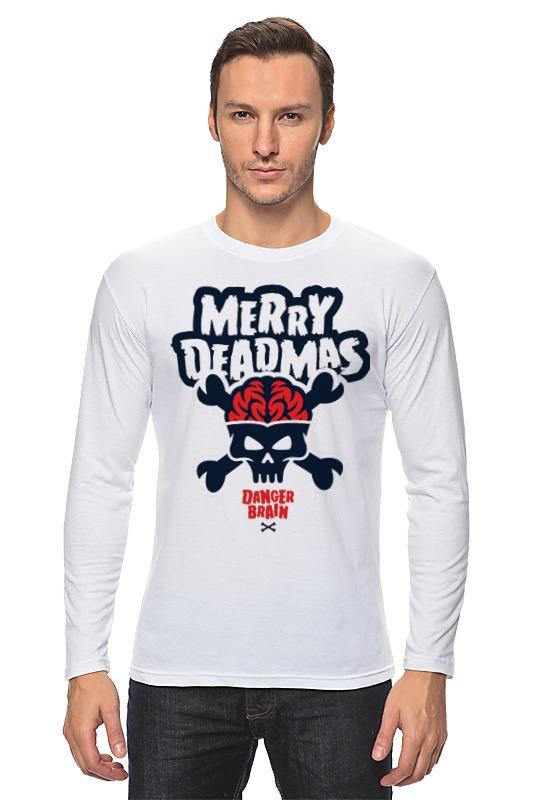 Лонгслив Printio Merry deadmas лонгслив printio merry xmas everybody