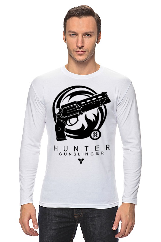 Printio Hunter (destiny) лонгслив printio titan destiny