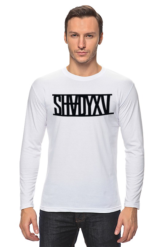 Лонгслив Printio Eminem shadyxv футболка puma arsenal training jersey 751711031