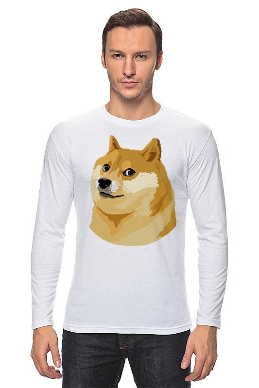 Лонгслив Printio Doge doge кружка printio doge doge
