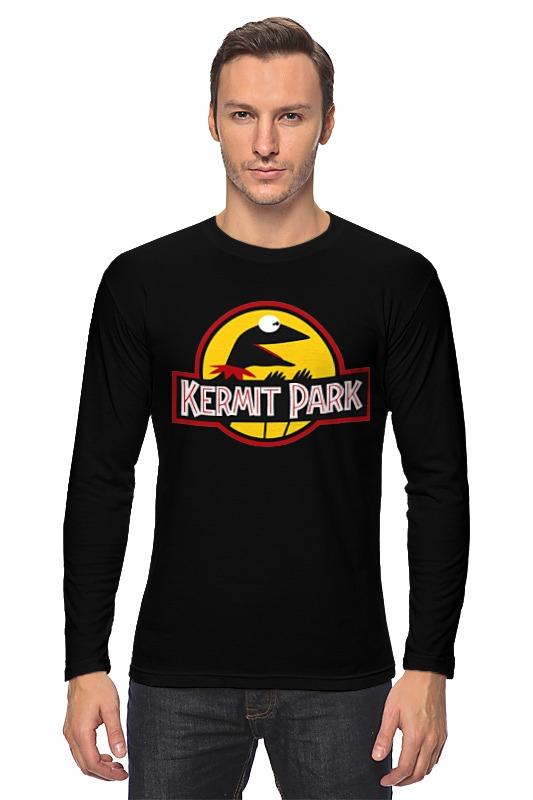 Лонгслив Printio Kermit park maggie and kermit hollywood