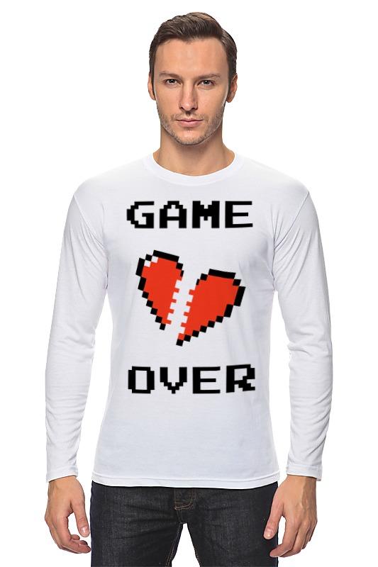Printio Game over (игра окончена) game over