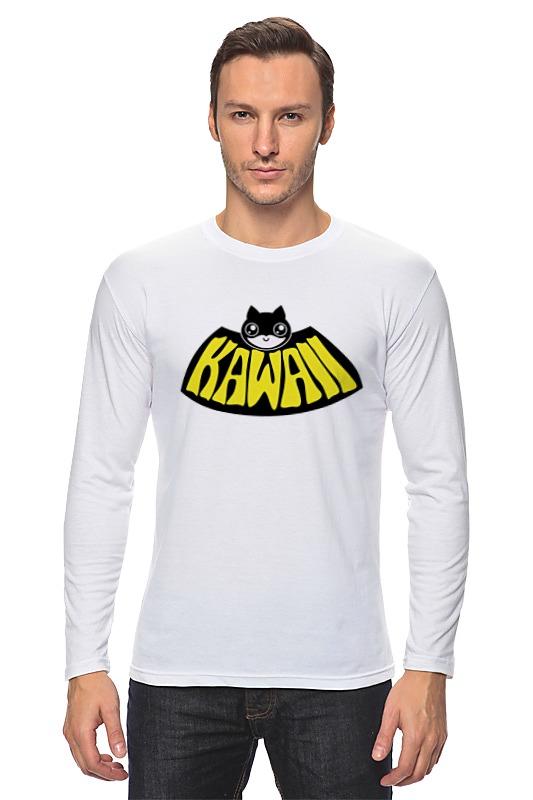 Лонгслив Printio Batman kawaii