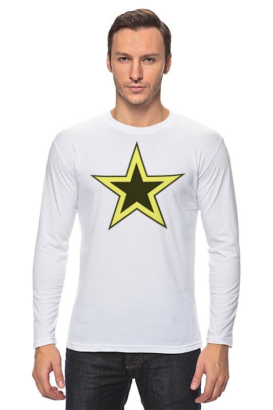 Лонгслив Printio Starman foster mark burrows phillip starman