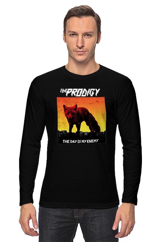 Лонгслив Printio The prodigy prodigy prodigy no tourists 2 lp colour