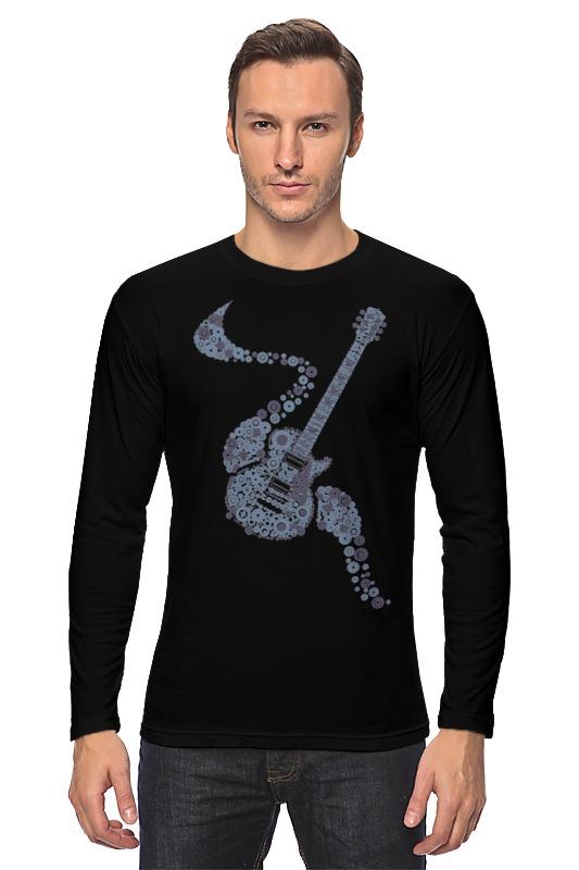 Лонгслив Printio Гитара лонгслив printio гитара галстук