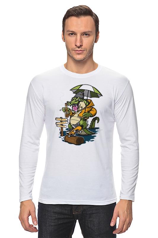 Printio Крокодил под зонтиком