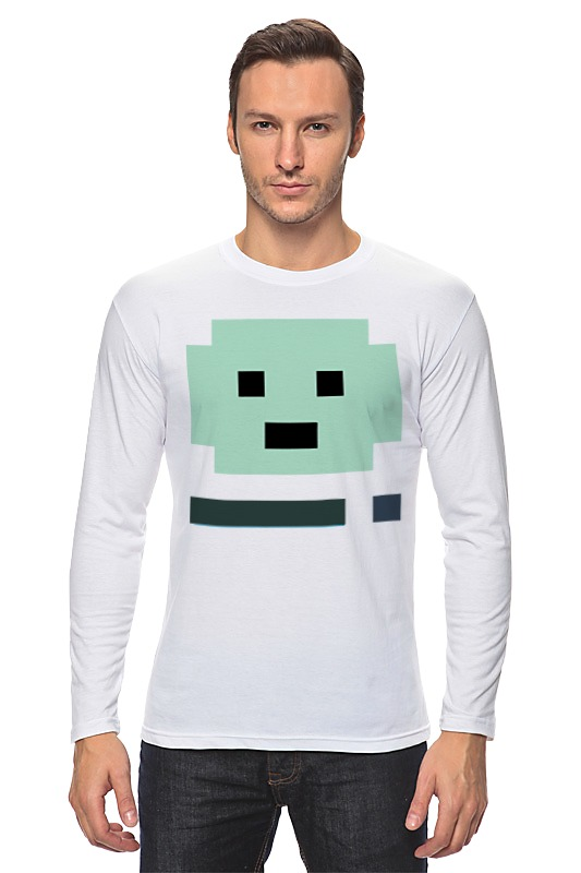 Лонгслив Printio Бимо (bmo) футболка рингер printio game boy bmo