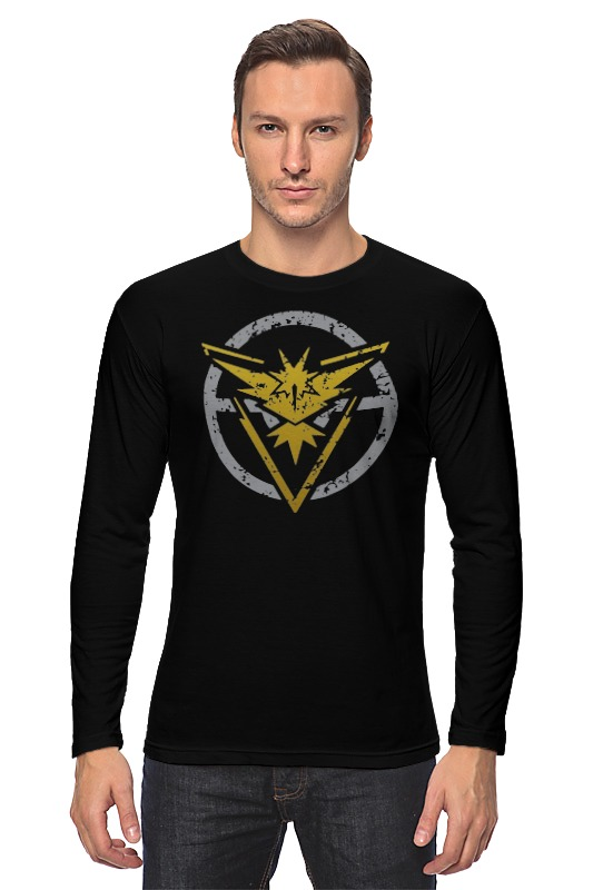 Лонгслив Printio Team instinct худи print bar team instinct