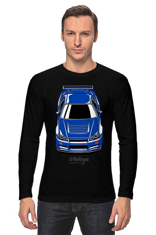 Лонгслив Printio Skyline r34 футболка wearcraft premium printio nissan skyline r34