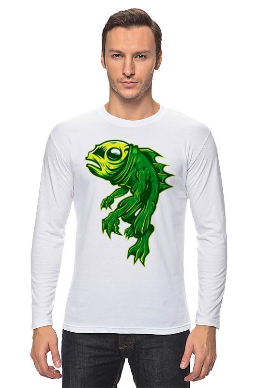 Лонгслив Printio Рыбка