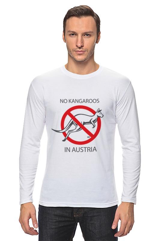 Printio No kangaroos in austria корпус cooler master n200 w o psu black nse 200 kkn1