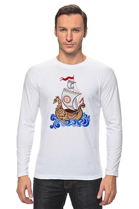Лонгслив Printio Ладья футболка wearcraft premium printio ладья