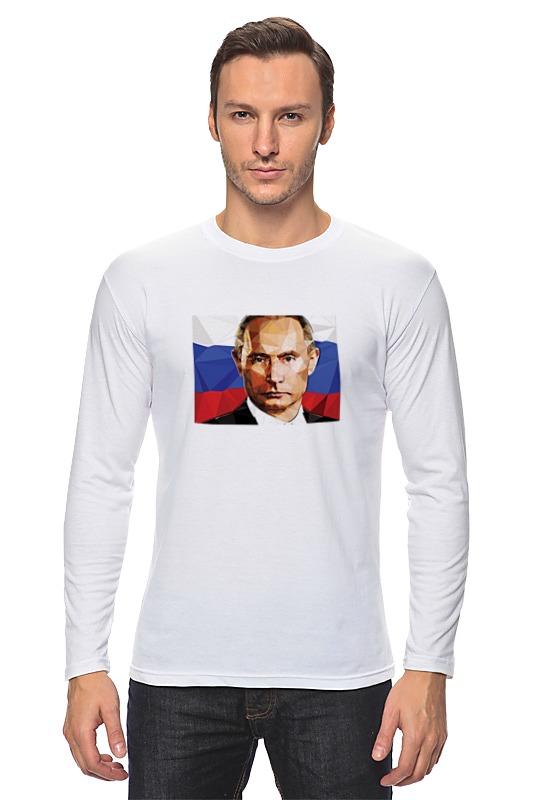 Лонгслив Printio Для патриотов росcии