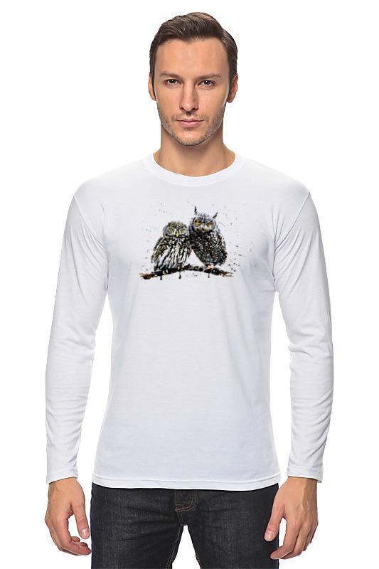 Лонгслив Printio Совы. puzzle 500 яркие совы alpz500 7701