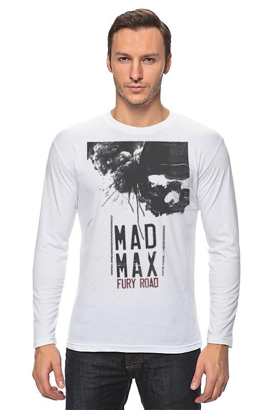 Фото - Лонгслив Printio Mad max / безумный макс лонгслив printio mad max безумный макс