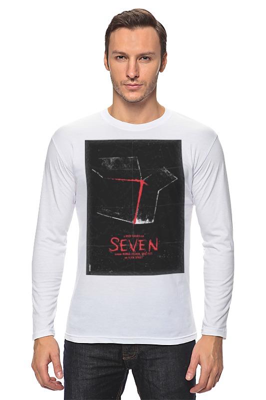 Лонгслив Printio Seven / семь