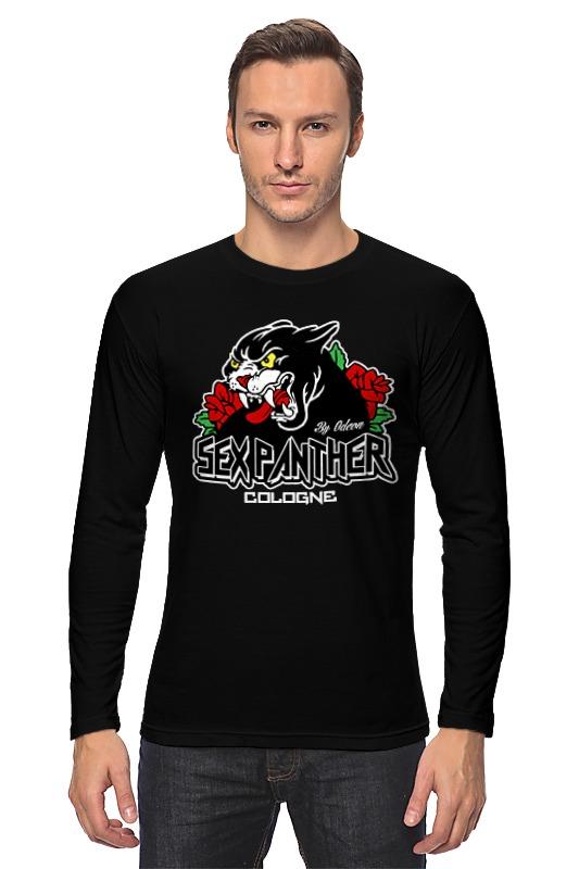Лонгслив Printio Sex panther (anchorman) skil 7455la