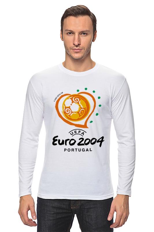 Лонгслив Printio Чемпионат европы по футболу 2004 купить шубу в греции по интернету