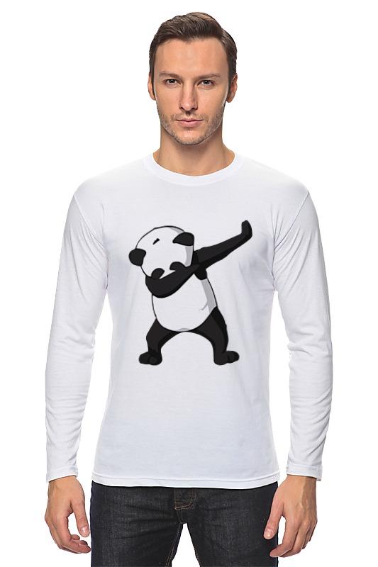 Лонгслив Printio Панда лонгслив printio король панда