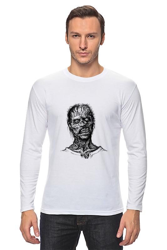 Лонгслив Printio Zombie art все цены