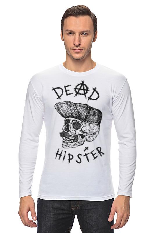 Лонгслив Printio Hipster лонгслив printio hipster hunter