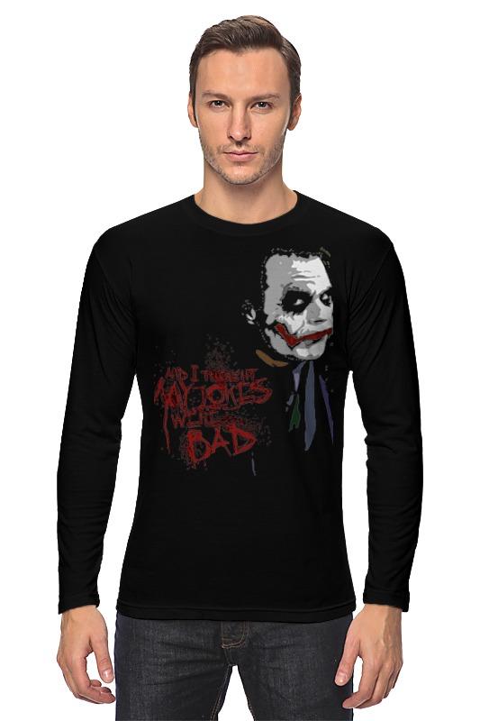 Лонгслив Printio Joker joker