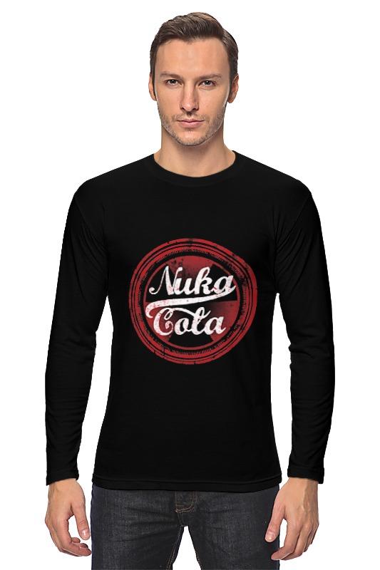 Лонгслив Printio Nuka cola marc houle cola party